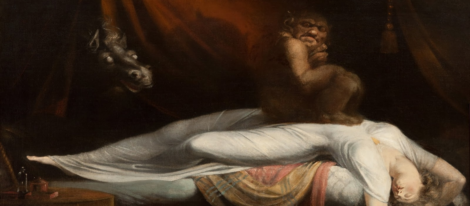 O Pesadelo the-nightmare-henry-fuseli-1781